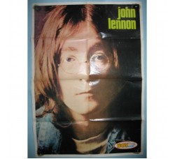 BEATLES J. Lennon Poster - Boy Music