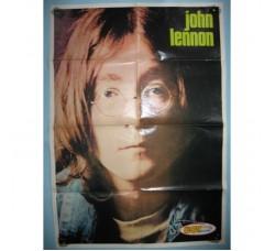 BEATLES J. Lennon Poster - Boy Music