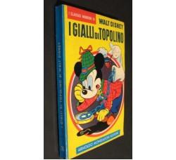 I GIALLI di TOPOLINO Classici 1°serie 1960