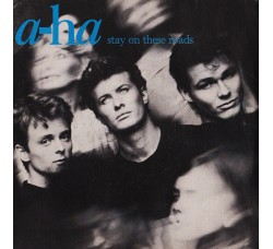 a-ha – Stay On These Road - 45 RPM