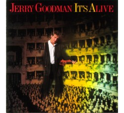 Jerry Goodman ‎– It's Alive (Vinyl, LP, Album) - Vinile