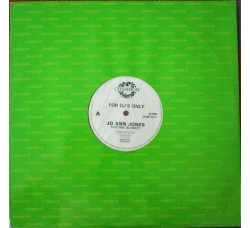 Jo Ann Jones – Electric Blanket - Vinyl