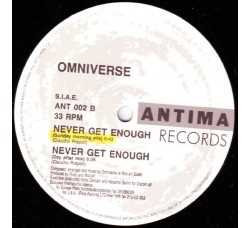 Omniverse ‎– Never Get Enough