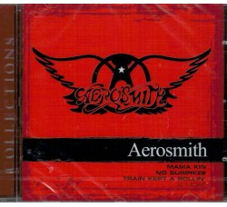 Aerosmith ‎– Collections -  CD Sealed - MAN-08