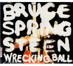 Bruce Springsteen ‎– Wrecking Ball - CD