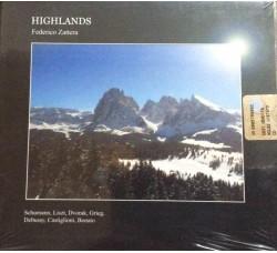 Federico Zattera – Highlands Schuman  - Litz – Debussy, Castiglioni, Bonato, Grieg