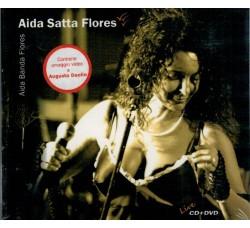 Aida Satta Flores – Aida Banda Flores - Augusto Daolio - CD-DVD