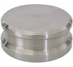 Clamp - Peso stabilizzatore per Vinile Silver
