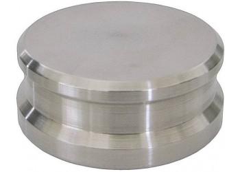 Clamp - Peso stabilizzatore per dischi Analogis - Color Silver