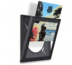 "Cornice per LP dischi Vinile 12"" - ART VINYL Colore NERO"