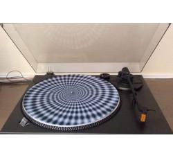 Slipmat / Tappetini per giradischi - Spiral Hypnotic
