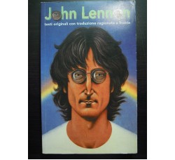 John Lennon  BEATLES - Testi - Biografia - Discografia - Libro