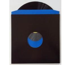 """Copertine LP 12"""" NERI, con foro, dorso 3 mm - 10 Pz"""