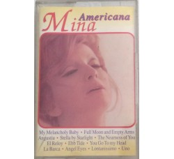 Mina  – Americana - MC/Cassetta Usata