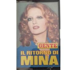 Mina  – Il Ritorno di Mina - MC/Cassetta