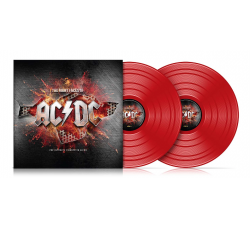 THE MANY FACES OF AC/DC COLOURED VINYL)  2 LP LIMITED