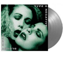 TYPE O NEGATIVE  BLOODY KISSES (COLOURED VINYL)  2 LP LIMITED