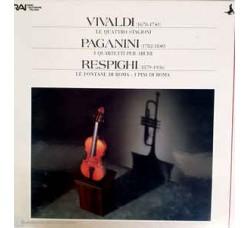 Vivaldi, Le quattro stagioni - LP/Vinile