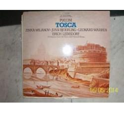 Puccini – Tosca - LP/VINILE