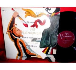 Richard Strauss – I Tiri Burloni di Till Eulenspiegel - Morte E Trasfigurazione - LP/VINILE