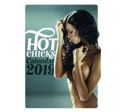 GLAMOUR - HOT CHICKS - Calendario da collezione 2019