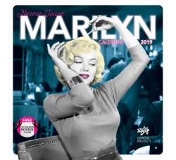MARYLIN MONROE - Calendario UFFICIALE  2019 - Contiene POSTER
