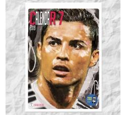 Ronaldo Cristiano - Limited Official Calendario  2019