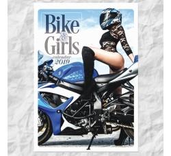 BIKES & GIRLS - Calendario da collezione 2019