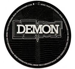 "Demon  - Slipmats / Tappetino ""Demon""  (1-Pezzo)"