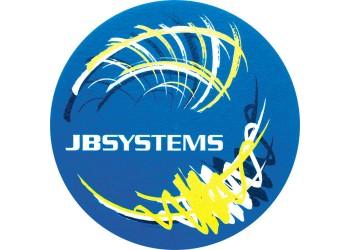 """JB-Systems - Slipmats / Tappetino """"JB Systems""""  Qtà 1"""