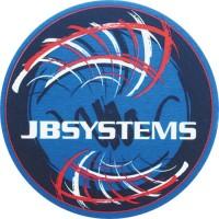 JB Systems - Slipmats Tappetino - Logo rosso