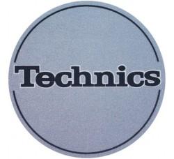 "Technics - Slipmats / Tappetini  ""Metallic blue"" (1-Tappetino)"