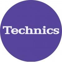 TECHNICS - Tappetino SLIPMAT per GIRADISCHI - PURPLE - Qta 1°