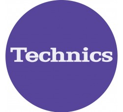Technics - Slipmats  Tappetino - Purple