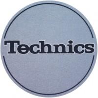 "Technics - Slipmats / Tappetini  ""Metallic blue"" ( Qtà 1 Slipmat)"