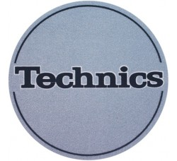 "Technics - Slipmats / Tappetini  ""Metallic blue"" ( Qtà 1 Slipmat)"