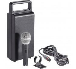 Microfono per cantanti a gelato Renkforce DM-518