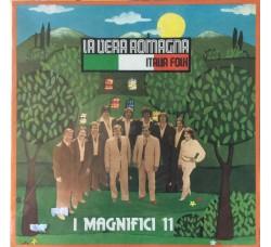 La vera Romagna - Italia Folk I magnifici 11 - LP/Vinile