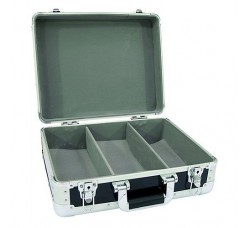 Flight case Omnitronic CD-Case ALU *