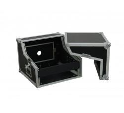 Flight case Special per Mixer/Lettore CD Roadinger3/7/4U