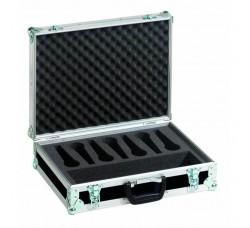 Flight Case per 7 microfoni - Roadinger 30109900