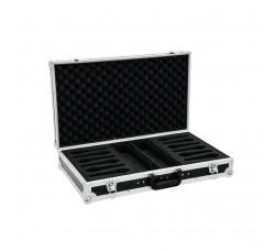 Flight Case per 12  microfoni - Roadinger 3010989A *
