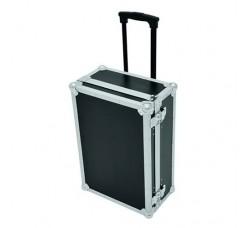 Flight Case Roadinger Valigetta universale con rotelle