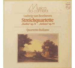 Ludwig van Beethoven, Quartetto Italiano - LP/Vinile