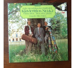 Felix Mendelssohn-Bartholdy ; Haydn-Trio, Wien - LP/Vinile