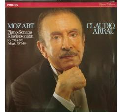Mozart* - Claudio Arrau – Piano Sonatas