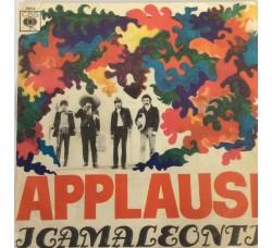 I Camaleonti - Applausi - Solo Copertina