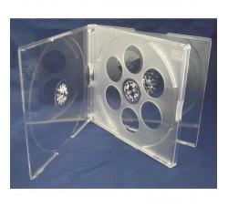 Box Slim per CD sottili per 4 CD