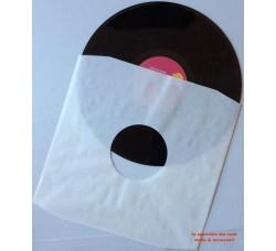 """Manicotto interno 12"""" (LP) BIANCO, Sfoderato, 70gr con angoli tagliati - Pz 25"""