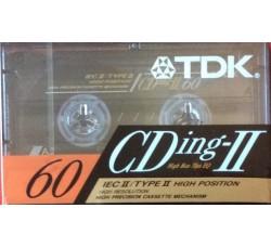 TDK - Musicassetta Min 60   - 1 Pz